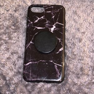 IPHONE 7 CASE WITH AUTHENTIC POPSOCKET
